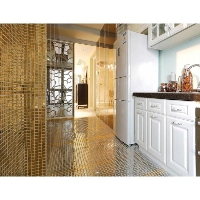 Autocollant de céramique mosaïque carrelage salle de bain mur ...
