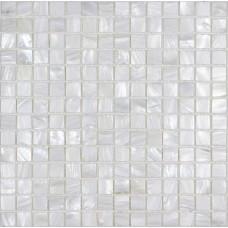 """Mère blanche de perle mosaïque 4/5"""" tuiles dosseret de carreaux pour mur de coquille d'eau douce de cuisine et salle de bain carreaux douches design MPBK04"""