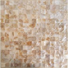Carreaux de mosaïque de coquille d'eau douce mère de mur de perle tuile dosseret cuisine modèles dessins coquillage naturel carrelage MP003M