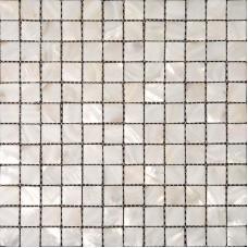 Mère naturelle de dosseret de carreaux perle pour cuisine et salle de bains douche mur carreaux design coque blanche pas cher mosaïque carrelage feuilles ST004