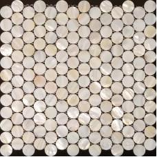Penny tour mère de perle tuile dosseret de cuisine et carrelage mural de salle de bain douche design feuilles de tuile de mosaïque coquille blanche bon marché ST006