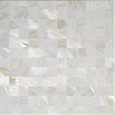 Coquille normale carreaux mur miroir Stickers mère de perle carreaux Backsplash de cuisine Design Seashell mosaïque salle de bains étage ST062