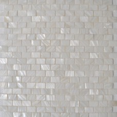 Mère de nacre feuille seashell blanc mosaïque métro tuile maille revêtement émaillé de carreaux modèles backsplash de cuisine MP5251