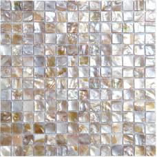 Mère de dosseret de carreaux de perle d'eau douce perle mosaïque carrelage cuisine Design discount stickers muraux de WB-002 carreaux salle de bain